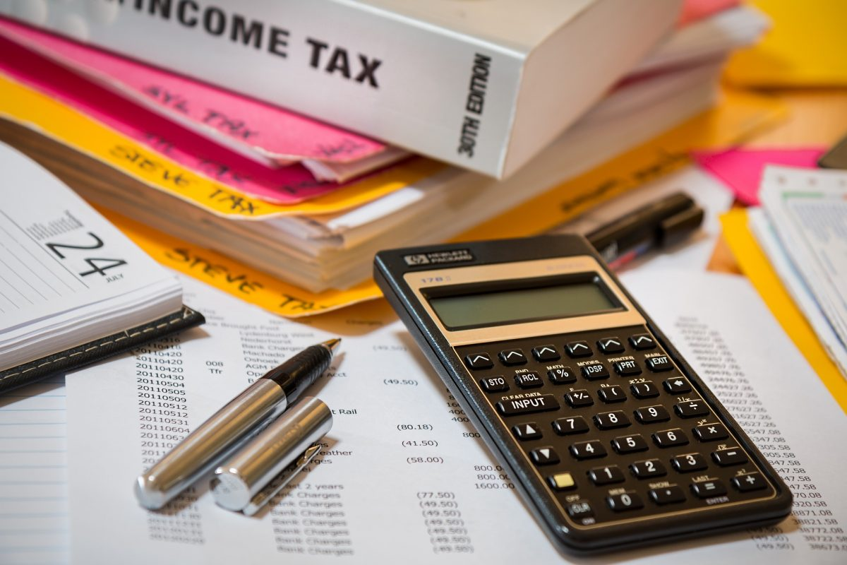 Extension for the submission of income tax returns of 2020